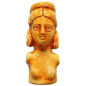 Imán busto muñeca Tarragona