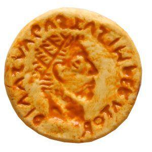 Imán sello romano Augusto