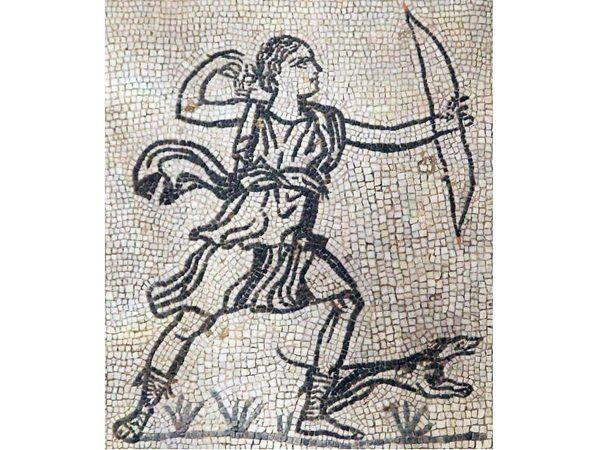kit mosaico diana cazadora