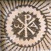 mosaico crismón romano xp