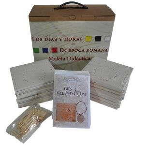 Maleta didáctica calendario romano