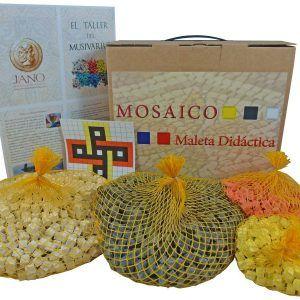 Maleta mosaico nudo Salomón – Pack Básico