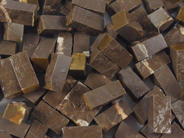 Teselas piedra marrón Imperial