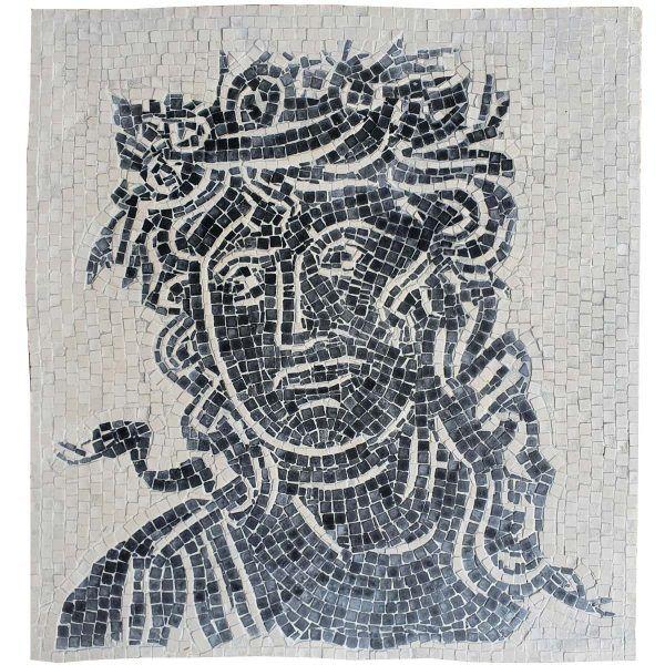 mosaico romano las estaciones hecho a mano
