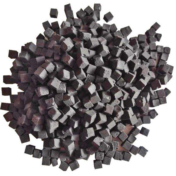 malla 1kg teselas pequeñas negras