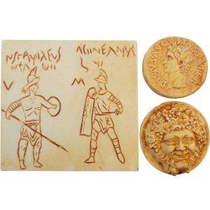 Imanes romanos
