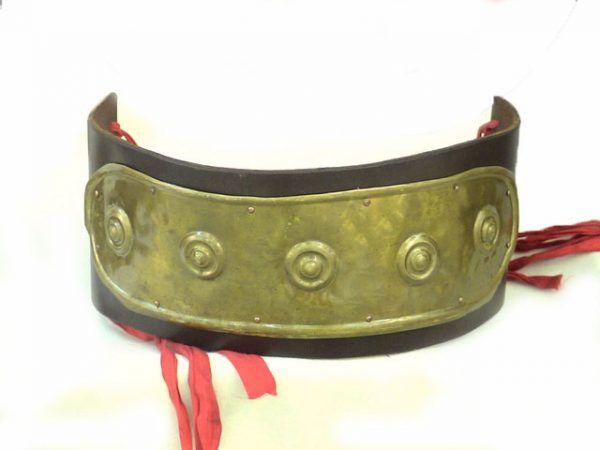 Cinturón gladiador o balteus