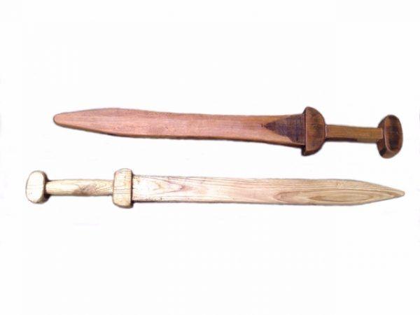 Espada de madera entrenamiento