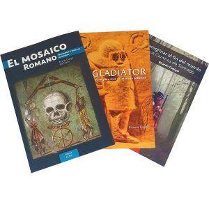 Libros de divulgación histórica