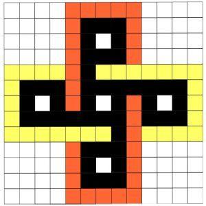 Maleta didáctica mosaico nudo de Salomón – ADAPTACIÓN COVID