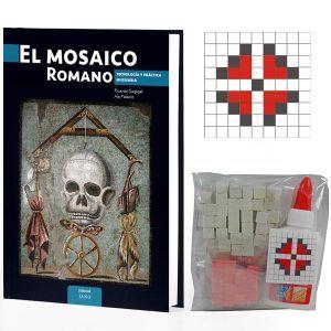 Pack regalo libro MOSAICO dedicado+KIT MOSAICO
