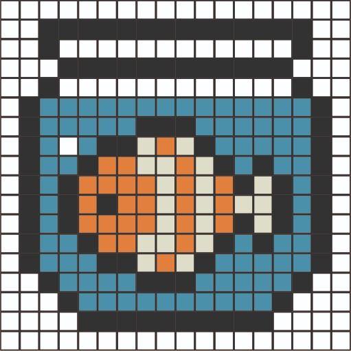 kit mosaico pecera para niños