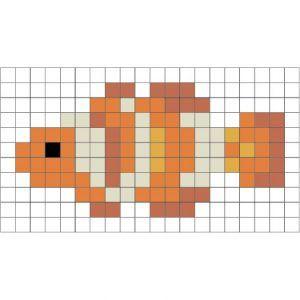 Kit mosaico pez para niños