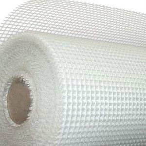 Malla de fibra de vidrio para mosaico
